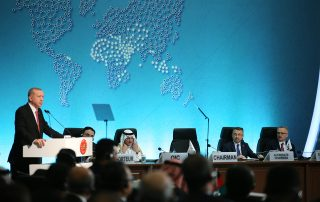İSEDAK'ın 34. Bakanlar Toplantısı Cumhurbaşkanı Recep Tayyip Erdoğan'ın Başkanlığında Gerçekleştirildi