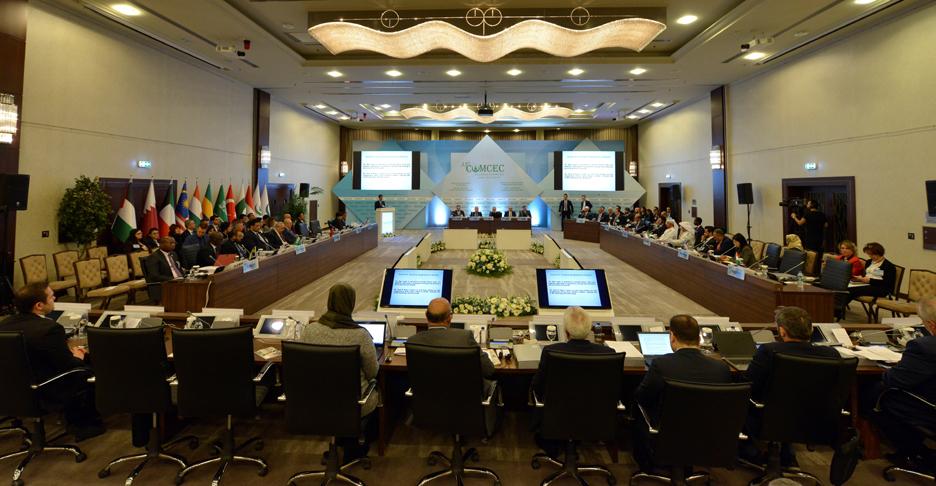 COMCEC 35 Toplantısı