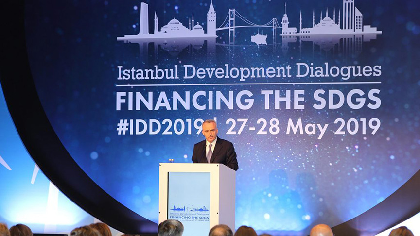 İstanbul Development Dialogues Financing The SDGS 27-28 Mays 2019