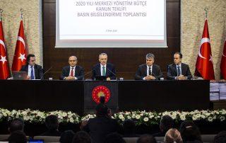 Bütçe Basın Toplantısı