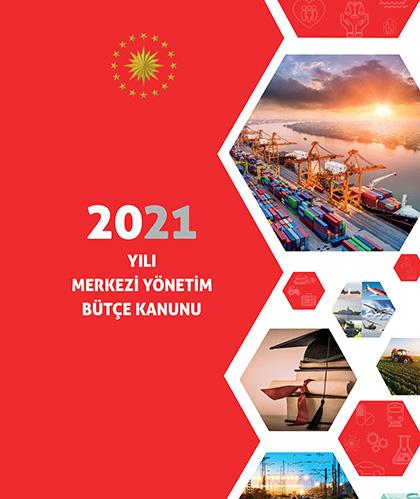 2021 Merkezi Yönetim Bütçe Kanunu