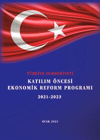 Katılım Öncesi Ekonomik Reform Programı 2021-2023