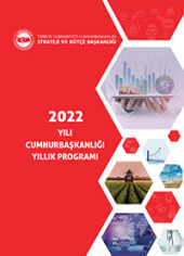 2021 YILI CUMHURBAŞKANLIĞI YILLIK PROGRAMI